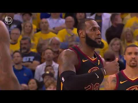 JR Smith Chokes! LeBron 51 Points Game 1! 2018 NBA Finals 1