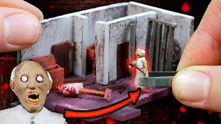 Video Making GRANNY'S Attic Miniature House in POLYMER CLAY! MP3, 3GP, MP4, WEBM, AVI, FLV Maret 2019