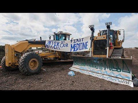 ΗΠΑ: Παρέμβαση Λευκού Οίκου για τον αμφιλεγόμενο αγωγό πετρελαίου