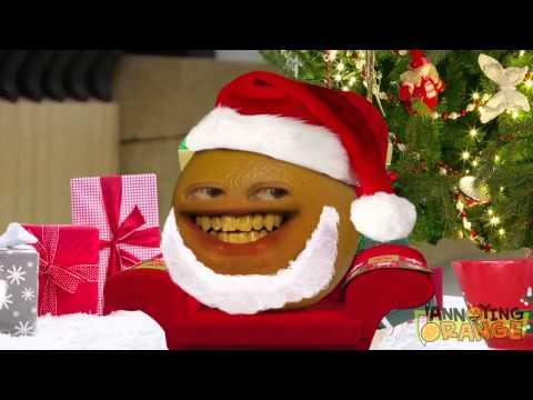Otravný Pomeranč a uhlí k Vánocům