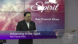 Advancing in the Spirit