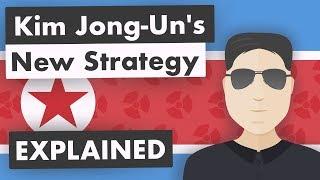 Video Kim Jong-Un's New Strategy: Explained MP3, 3GP, MP4, WEBM, AVI, FLV Juni 2018