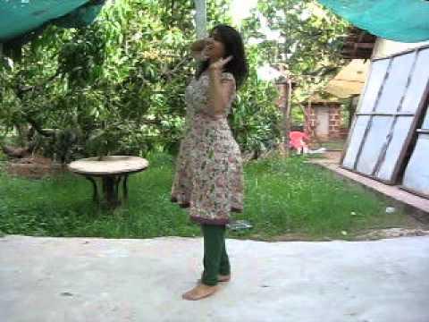 Aaja Nachle performance by Vaibhavi