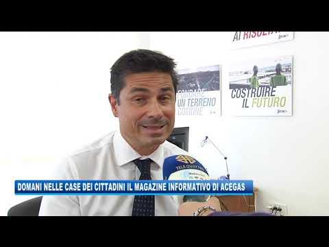 15/09/2020 - DOMANI NELLE CASE DEI CITTADINI IL MAGAZINE INFORMATIVO DI ACEGAS