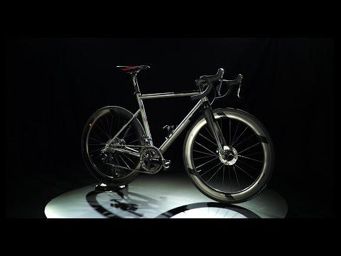 Aracnide A02RD VedovaNera Titanio - BIKETEST BikeChannel