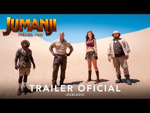 Jumanji: Próxima Fase | Trailer Oficial Dublado