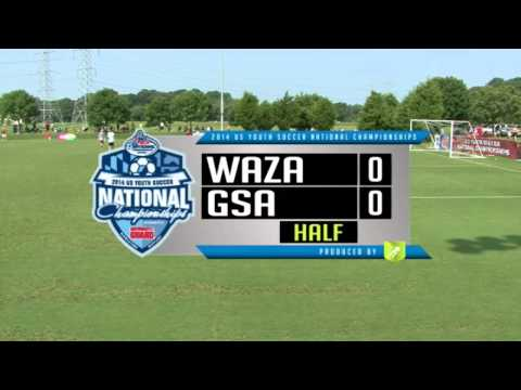 Field - Livestreaming Broadcasts from Germantown, MD for the US Youth Soccer National Championships. Coverage from Field 17, Day 2 on July 23, 2014.