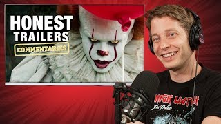Video Honest Trailer Commentaries - It (2017) MP3, 3GP, MP4, WEBM, AVI, FLV Juli 2018
