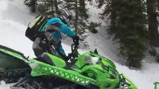 7. 2017 Arctic Cat Mountain Cat 153
