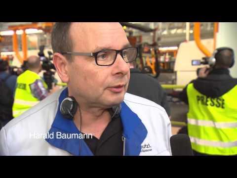 Hinter den Kulissen: Das Volkswagen Nutzfahrzeuge Wer ...