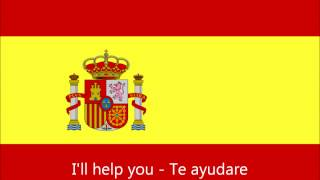 Learn Spanish: 150 Spanish Phrases For Beginners
