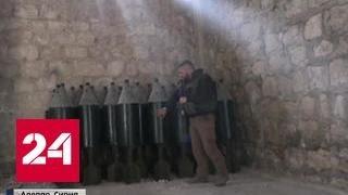 Алеппо: финальное наступление. Эксклюзив Евгения Поддубного