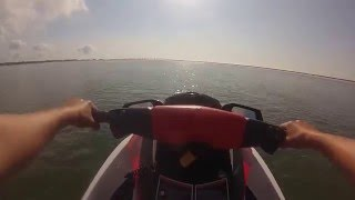 3. Seadoo wake 155 morning ride.