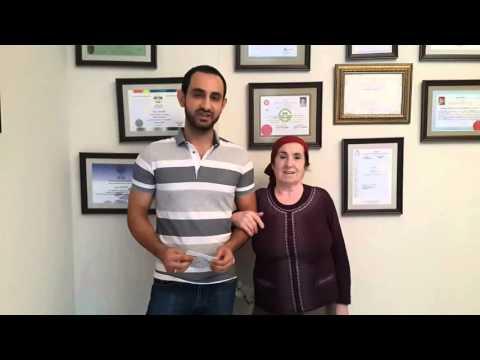 Zeynep Yeşildağ - Beyin Tümörü Hastası - Prof. Dr. Orhan Şen