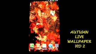 Autumn Live Wallpaper HD 2 YouTube video