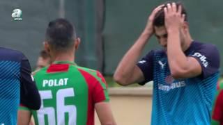 bayrampaşa 01 bursaspor  ziraat türkiye kupası 2.tur maç özeti 22.09.2016