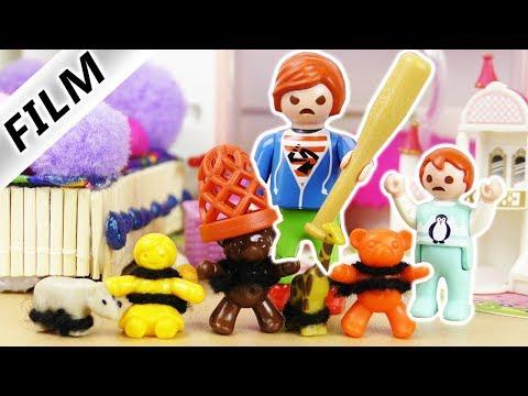Playmobil Film deutsch | JULIAN NIMMT GEISELN?! Emma kämpft um Puppen | Kinderserie Familie Vogel