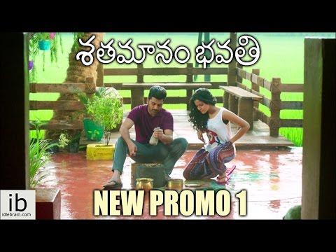 Shatamanam Bhavati new Promos