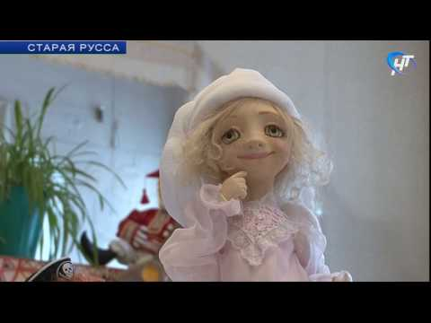 В память об Ирине Медянцевой в Старой Руссе открылась выставка ее работ
