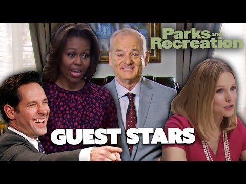 Guest Stars   Parks and Recreation   Comedy Bites