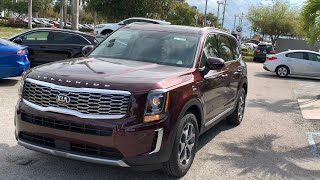 2020 KIA Telluride EX V6 FWD Review – Large Luxury SUV?