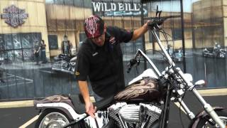 5. 2008 Harley-Davidson Softail Custom 105th Anniverary Edition