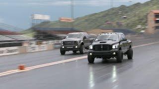 2019 Diesel Power Challenge Presented by XDP   Part 3—Drag Racing by Motor Trend