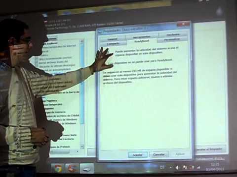 Nuevo vídeo- Actividad Windows 7