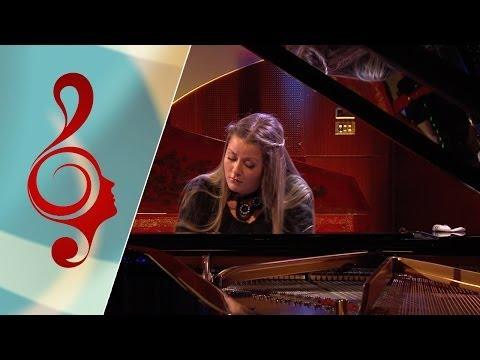 Livyka Shtirbu-Sokolov from Moldova LIVE Eurovision Young Musicians 2014 pre-round show 2