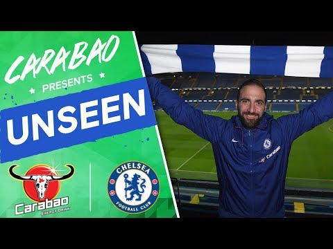 Video: #Higuain Signs! Inside Access To Gonzalo Higuain's Deal   Chelsea Unseen