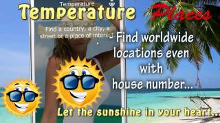 Temperature YouTube video