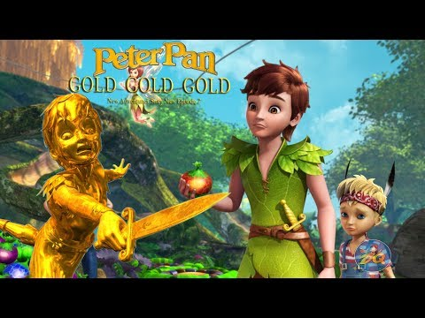 Peterpan Season 2 Episode 8 Gold Gold Gold | Cartoons | Movies