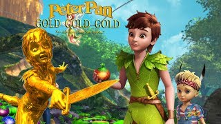 Video Peterpan Season 2 Episode 8 Gold Gold Gold | Cartoons For Kids | Movies MP3, 3GP, MP4, WEBM, AVI, FLV Agustus 2018