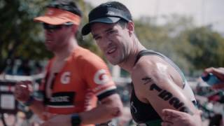 OFFICIAL VIDEO Gatorade IRONMAN 70.3 Cartagena presentado By Allianz 2016