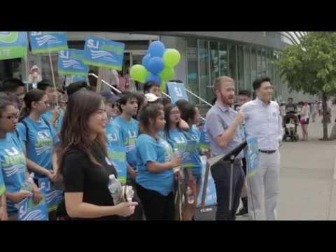 뉴욕 주 상원, 한인 출마  7.7.16 KBS America News
