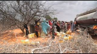 World Vision Horn Of Africa Response To Drought Overview