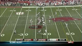 Cobi Hamilton vs Rutgers 2012