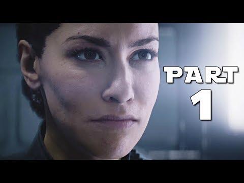 STAR WARS BATTLEFRONT 2 Walkthrough Gameplay Part 1 - Iden - Campaign Mission 1 (BF2 Battlefront II) (видео)