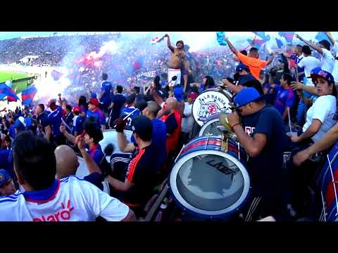 Los De Abajo Carnaval galeria sUr   23 9 17 - Los de Abajo - Universidad de Chile - La U - Chile - América del Sur