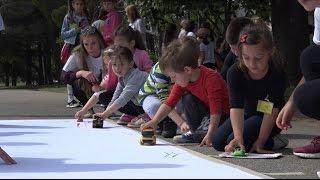 Održana likovna radionica za djecu mostarskih vrtića i škola