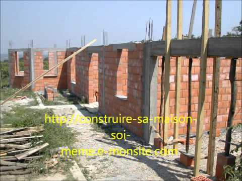 Search result youtube video comment construire une maison for Construire soi meme sa maison