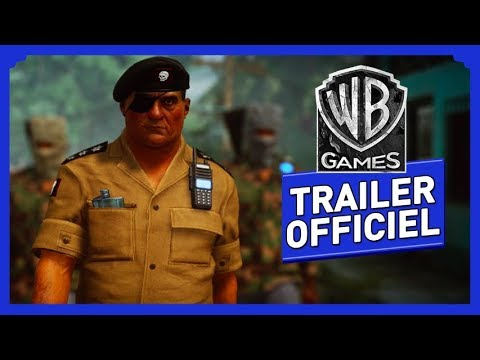 Trailer pour la cible fugitive n°2 de Hitman 2