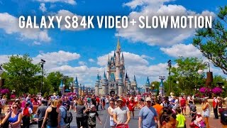 Samsung Galaxy S8 4K camera test with slow motion at Disney World! The Galaxy S8 Plus should give you the same results.  No Tripod or Stabilizer used, ALL HANDHELD, Only Contrast added with NO color correction.  Check out my Samsung Galaxy S8 Review and Comparison videos with the iPhone 7 and LG G6!Get FREE music at Audioblocks: https://goo.gl/a8MHSWFollow me on social media: Twitter: http://www.twitter.com/superscientificGoogle Plus: http://plus.google.com/+dannywinget/Instagram: http://www.instagram.com/superscientificFacebook: http://www.facebook.com/DWReviews