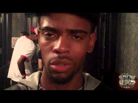 URL Battle Rap Arena: SM2 Behind The Scenes Young Ill