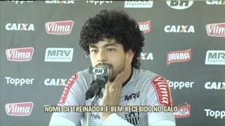 Rogério Micale é o novo técnico do Galo e já deve ser apresentado na próxima semana.
