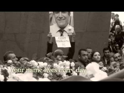 Hrant Dink - Khatchadour Tankian