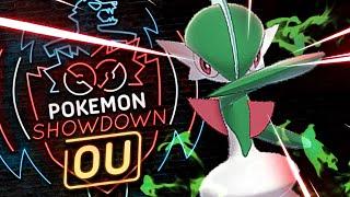 GALLADE COMBATS ALL OF OU! Pokemon Sword and Shield! Pokemon Showdown Live! by PokeaimMD