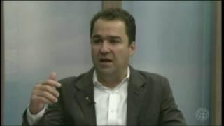 25/02 – Cidade Entrevista Entrevista com Marco Tadeu Barbosa, presidente da Faciap.
