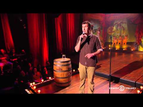 Matt Braunger: Shovel Fighter - D**ks Are Hilarious