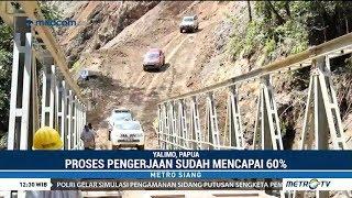 Download Video Di Papua Jokowi Bikin Jalan Baru 1.982 Kilometer, Warga Bangga Jalan Trans Papua MP3 3GP MP4